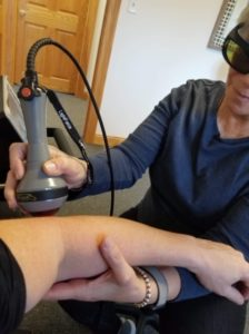 Laser Elbow treatment